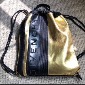 Unisex Givenchy drawstring backpack